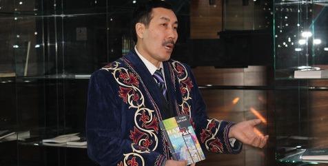 Серік ЕРҒАЛИ: «Айтыс – әдебиет емес, поэтикалық дебат»