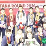 «The world scholars Cup» жеңімпаздары