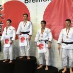 Тараздық жас балуан Халықаралық турнирдің жеңімпазы атанды