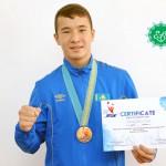 ТарМПИ студенті бокстан Азия чемпионы атанды