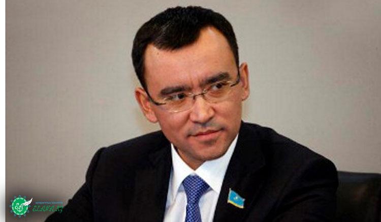 М. Әшімбаев Тараз МПУ студенттерімен кездесу сәтінен (Видео)