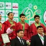 Бауыржан – үш дүркін Азия чемпионы