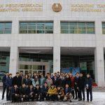 Білім-инновация лицейлерінің үздік оқушылары Астанада бас қосты