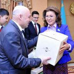 Д.Назарбаева «Білім-Инновация» лицейлерінің ұстаздарына дән риза