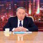 Назарбаев – Қазақтың саны 70 процентке жақындады, қазақтың тілін барлық жерде енгізуге жұмыс жасаймыз