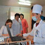 ОҚО-да студенттерге жылжымалы медицина қызмет көрсетуде