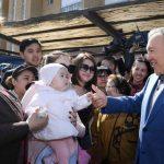 Елбасы Н.Назарбаев елордадағы нысандарды аралады (Видео)