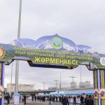 Жамбылдың арзан өнімі Астанада саудаланды