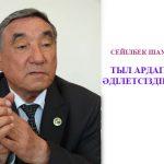 Сейілбек Шаухаманұлы: Тыл ардагерлеріне әділетсіздік жасалды