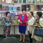 Астанада ІІ Еуразия Халықаралық «Eurasian Book Fair-2017» кітап көрме-жәрмеңкесі өтіп жатыр
