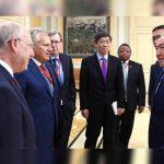 ҚР Президенті Нобель сыйлығының иегерлерімен және белгілі экономистермен кездесті (Видео)