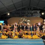 Түркияда оңтүстік қазақстандық өнерпаздар өнер көрсетуде