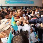 Kazak Gazeteciden Nazarbayev'e, duygu dolu mektup: Eğitim sevdalıları Erdoğan'ın siyasetine kurban olmasın