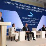 Маңғыстау-Қазақстанның ірі логистикалық хабы