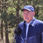 Н.Назарбаев: Астана маңында 100 мың гектар орман болады