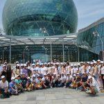 EXPO көрмесін бүгінге дейін оңтүстікқазақстандық 2250 оқушы барып тамашалады