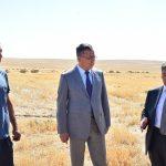 Ж. Түймебаев: Бәйдібек ауданының потенциалын барлық салада пайдалануымыз қажет