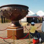 Астанаға оңтүстікқазақстандық қолөнер шеберлері 1500-ден астам құнды жәдігерлерін алып келді