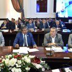 ОҚО әкімі Ж.Түймебаевтың жұмысын депутаттар оң бағалады