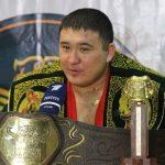 Айбек Нұғымаров «Әлем барысы» атанды