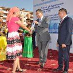 Түркістандық 480 отбасы баспаналы болды