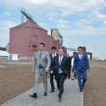 Ақмола облысында өңірдегі ең ірі макарон фабрикасы іске қосылды