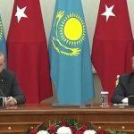 Ердоған Астанада. Мьянми геноциді мен мұғалімдердің қудалануы