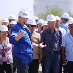 «Газпром нефть» ОҚО-дағы битум өндіретін зауытты жаңғыртуда