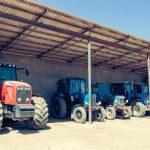 Мақтаралдық 794 шаруашылық кооперативке бірігіп жаңа 12 тракторға қол жеткізді