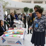 «Құндылықтар негізінде білім беруге» арналған конференция өтті
