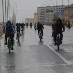 «Ақтау-вело-қала» велофестивалі өтті
