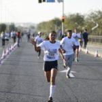 Шымкентте 5 мың адамның қатысуымен марафон өтті