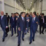 ҚР Премьер-Министрінің бірінші орынбасары Асқар Мамин Оңтүстік Қазақстанға жұмыс сапарымен келді