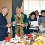 Этномәдени бірлестіктердің қатысуымен дәстүрлі «Қазақ дастарханы» фестивалі өтті