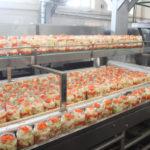 ОҚО-дағы түлкібастық кәсіпкер көкөніс консервілерін Қытайға экспорттауда