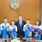 Жыл жемісі: ОҚО спортшылары биыл 1454 медаль жеңіп алды