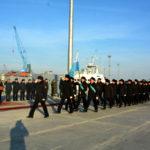 ҚР әскери-теңіз күштері «Маңғыстау» зымыран-артиллериялық кемесімен толықты