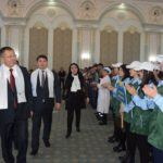 Ж.Түймебаев: Жастар бүгінде қоғамдағы қозғаушы күшке айналды
