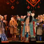 ОҚО театрларында өткен жылы 35 спектакльдің премьерасы сахналанды