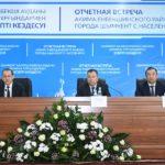 ОҚО әкімі жоспардан тыс Еңбекші ауданы әкімінің есепті кездесуіне қатысты