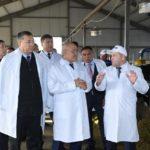 ҚР вице-премьері, АШМ министрі Ө.Шөкеев ОҚО-да сапарда болды