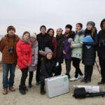 Назарбаев зияткерлік мектебінің оқушылары халықаралық құстар санағына шықты