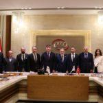 «Kazakh Invest» Басқарма төрағасы  жұмыс сапарымен Түркия Республикасына барды