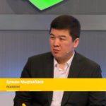 Ержан Мырзабаев: Зайыбы иіліп тұрса, ер адамның беделі артады