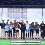 ОҚО-да Қақзақстандағы Өзбекстан жылына арналғанхалықаралық велошеру өтті