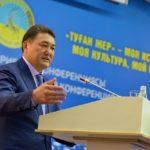 Павлодар облысының әкімі журналистерге сұхбат берді