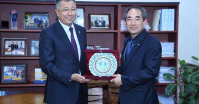 Ж.Түймебаев бастаған делегаттар Қазақстан-Корея инвестициялық форумына қатысты
