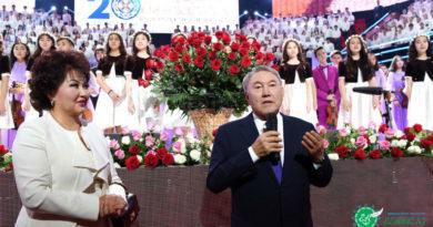 Астананың «құрдасы» – өнердің үлкен ордасы
