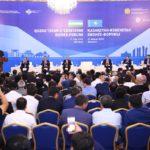 ОҚО-да Қазақстан-Өзбекстан бизнес-форумы өтті