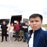 Шығыс Қазақстанға жол тартты